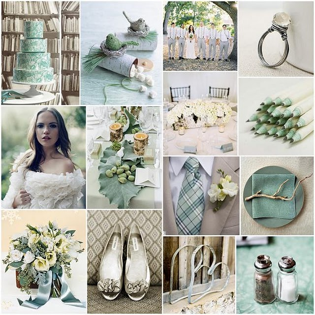Nature Themed Wedding