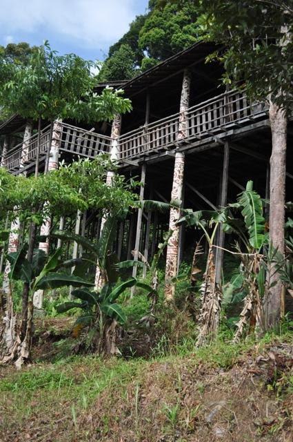 TJom Kenali Keunikan Etnik Sarawak Di Kampung Budaya Sarawak