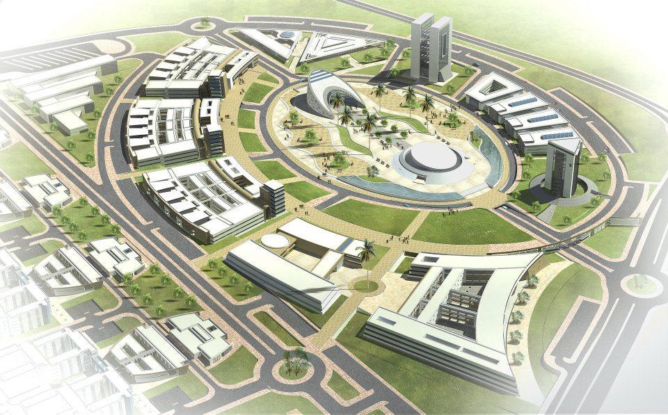 algiers sidi abdellah university campus under construction skyscrapercity. Black Bedroom Furniture Sets. Home Design Ideas