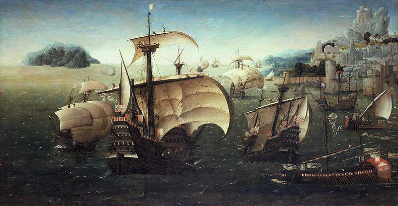 Gegara Jeruk, Para Pelaut Portugis Mulai Mengenal Pulau Sumbawa