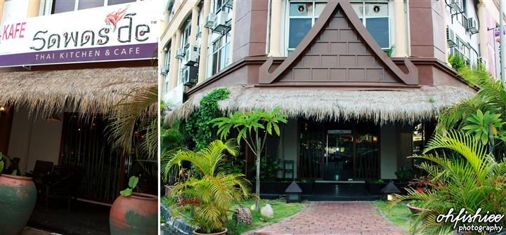 Ohiee Sawasde Thai Kitchen Cafe Subang Jaya