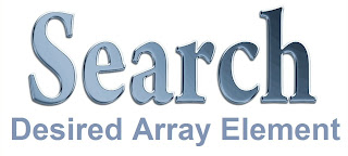 Search Array Element