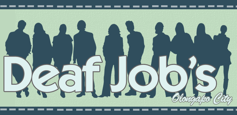 jobs with the deaf