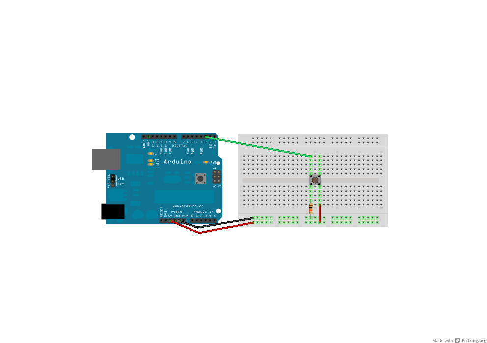 Photoresistor controlled LED   me and my arduino