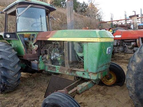 John Deere 4430 tractor parts