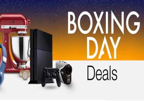 Amazon.ca Canada Boxing Day & Boxing Week Sale Deals 2015