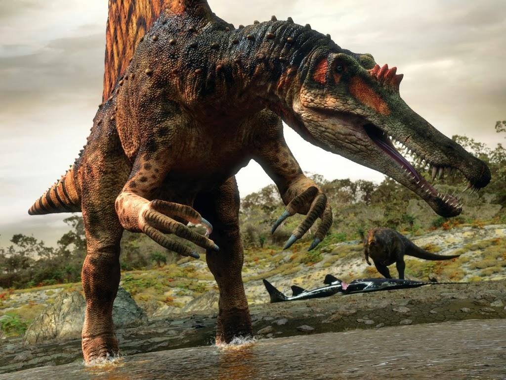 "<img src=""http://4.bp.blogspot.com/-g02aLUf0cZc/UtqqVon8lZI/AAAAAAAAI28/Wh3Qz0xmhLo/s1600/spinosaurus.jpeg"" alt=""spinosaurus"" />"