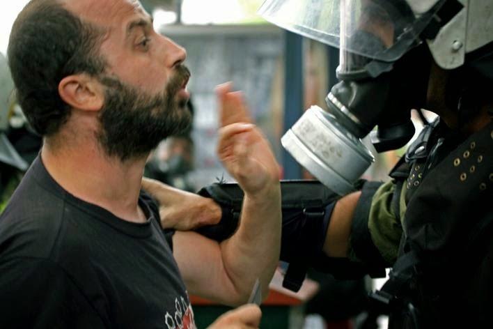 Διαμαντόπουλος ο γουναρεύς: Μα γιατί ρε σύντροφοι κάνετε επεισόδια αφού πλέον είμαστε κυβέρνηση;