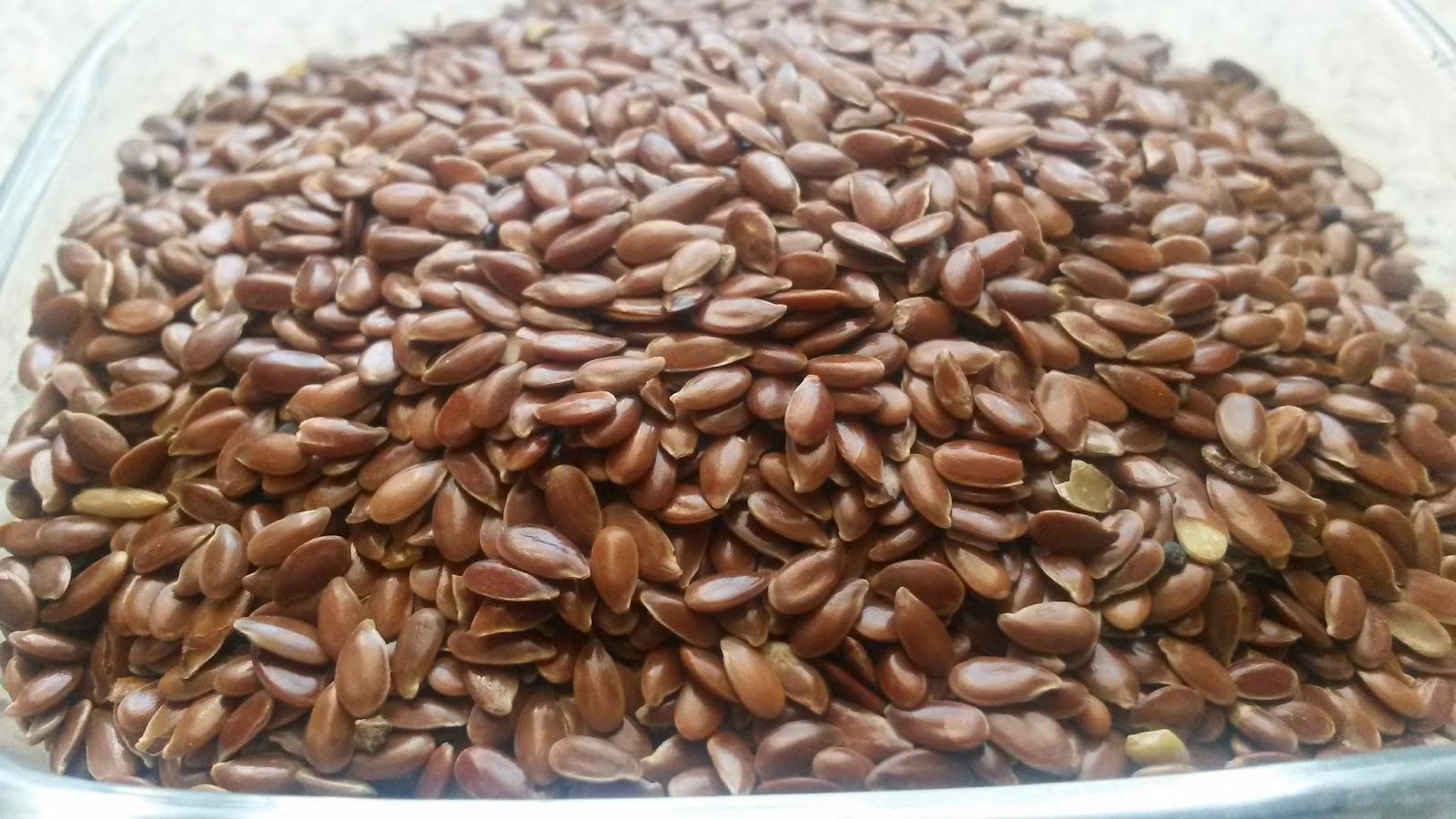 Keten tohumu - bağırsak yararı ve temizliği