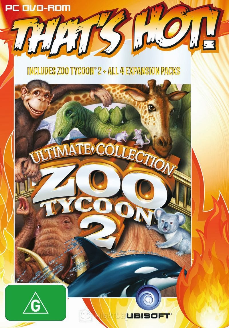 Zoo Tycoon 2 Ultimate Collection Free
