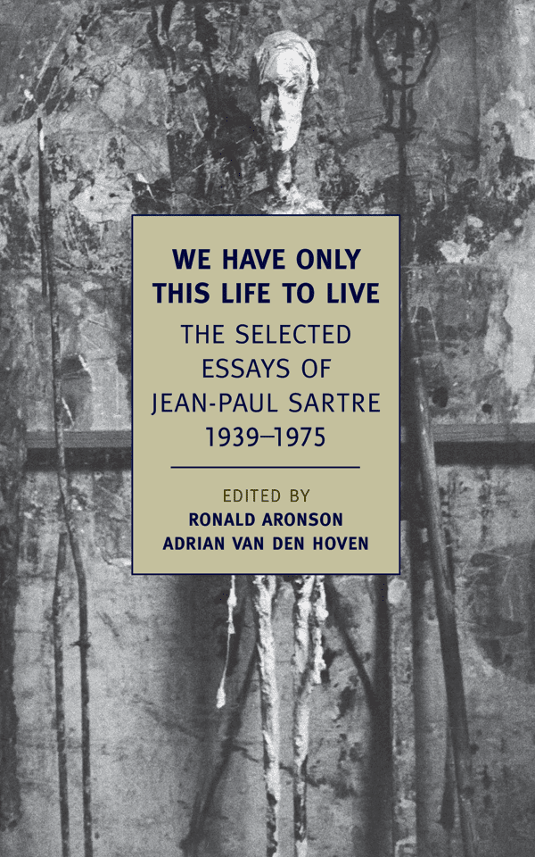 sartre essay on giacometti Giacometti: critical essays sartre and simone de beauvoir were fascinated by giacometti from the time they first saw him in 1939,1 and he eventually befriended them.