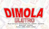 dimola eletro - (88) 3421-1205  CLICAR ABAIXO PARA CONHECER PRODUTOS DA LOJA