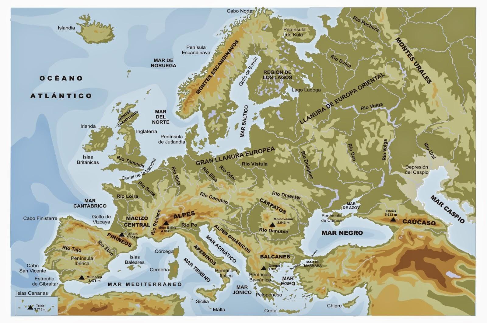 Mars i oceans d'Europa