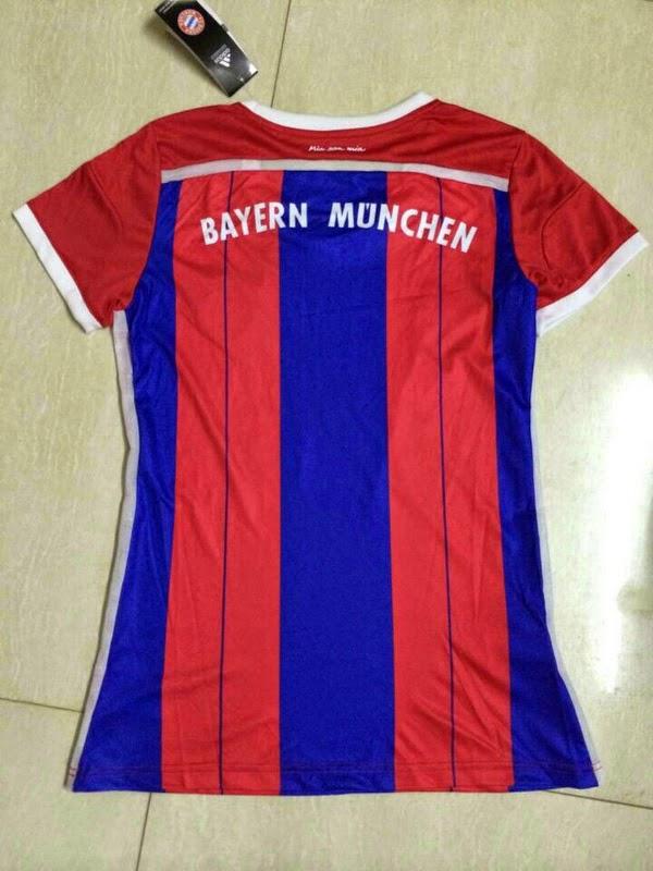 Munchen Home Ladies 14-15 GO