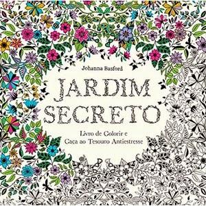 imagens para colorir jardim - Desenho de jardim de flores para colorir Guia Infantil