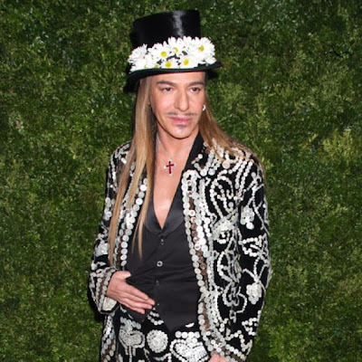 John Galliano culpable de proferir insultos antisemitas