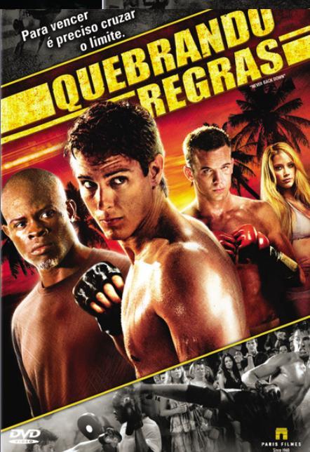 Filme Quebrando Regras Dublado AVI DVDRip
