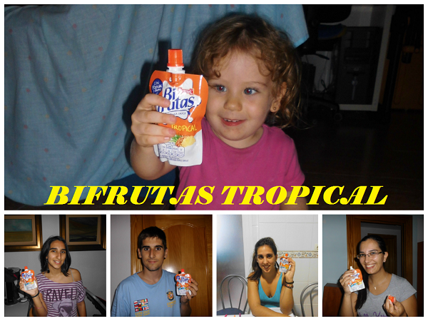 BIFRUTAS TROPICAL