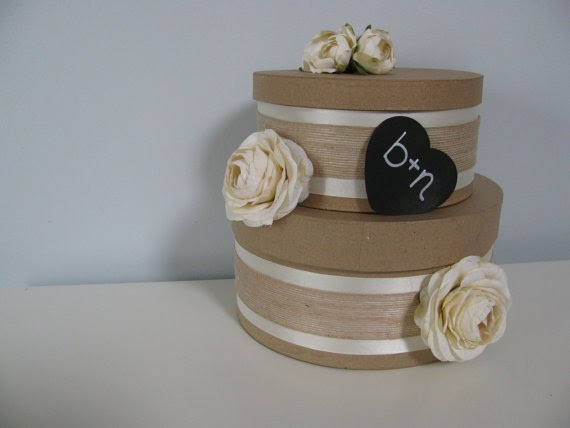 follow the wife wedding details secure your card box