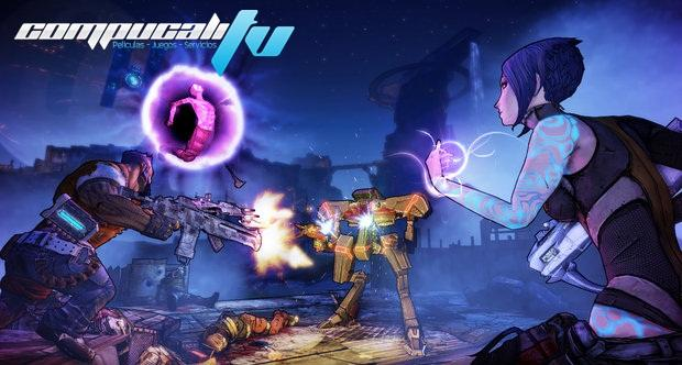 Borderlands 2 PC Update 1.5.0 Todas las Expansiones