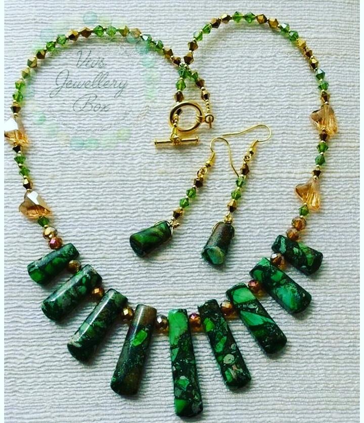Vivs Jewellery Box