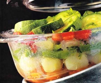 Aprender recetas y trucos de cocina for Cocinar microondas