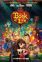 Book of Life 2014 movie poster malaysia