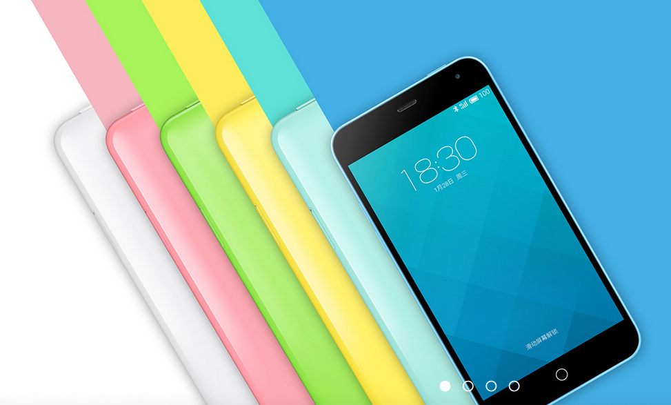 Meizu Blue Charm, Calon Bintang di Kelas Low End