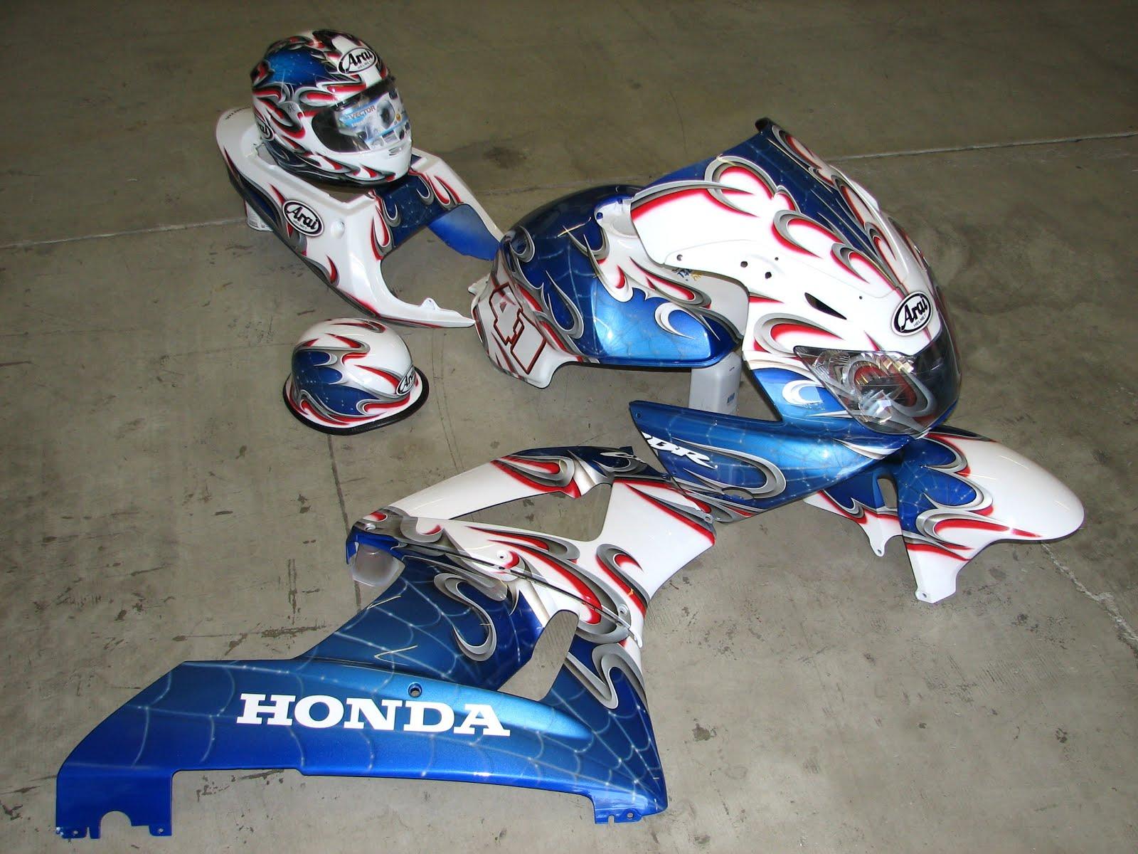 ARAI - CBR  Honda