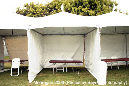 Booth Tent & Booth Tent | Booth Veneers Pic