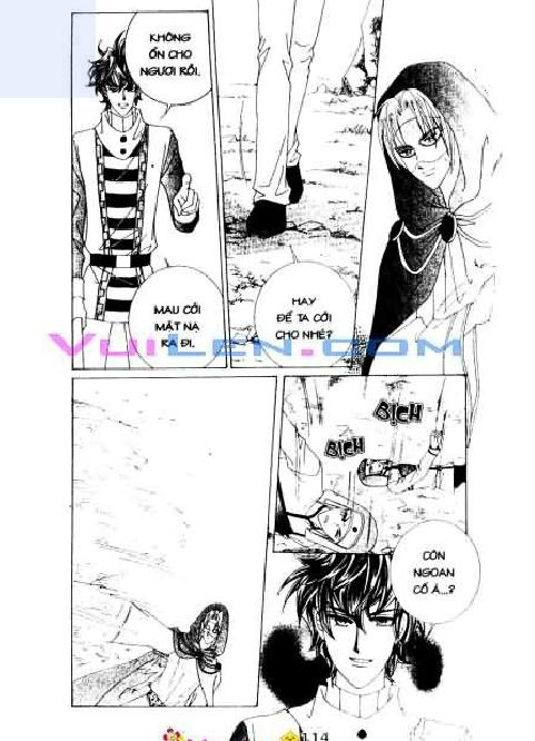 Công chúa của tôi Chapter 7 - Trang 110