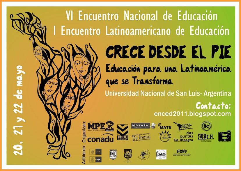 VIº Encuentro Nacional de Educación