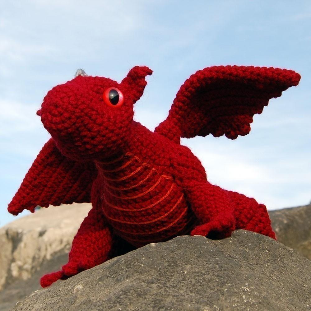 Cute Dragon Amigurumi Pattern : Una nueva obsesion: Amigurumi A todo Confetti - Blog de ...