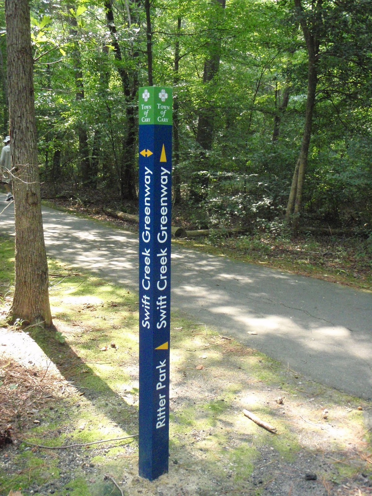 Cary Greenway System - A Guide for Parents in the Triangle Region of on