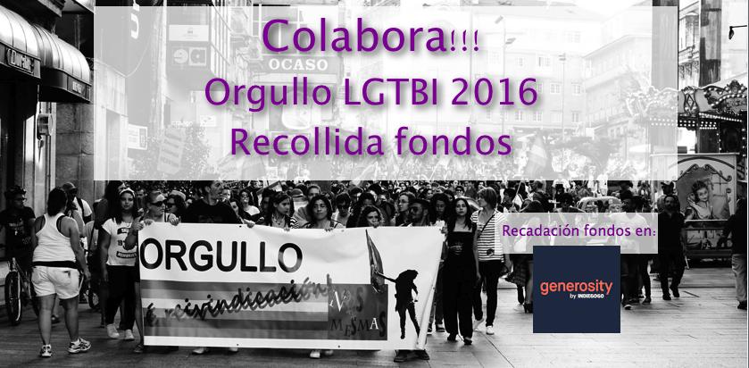 Crowfounding Orgullo 2016