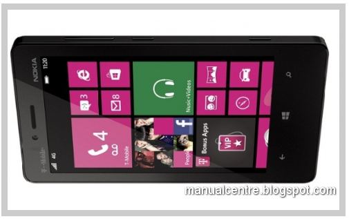 Nokia Lumia 810: 1 GB RAM