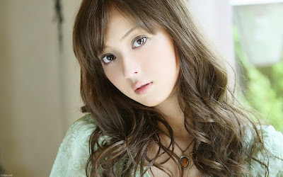 Foto Seksi Nozomi Sasaki Model Asal Jepang