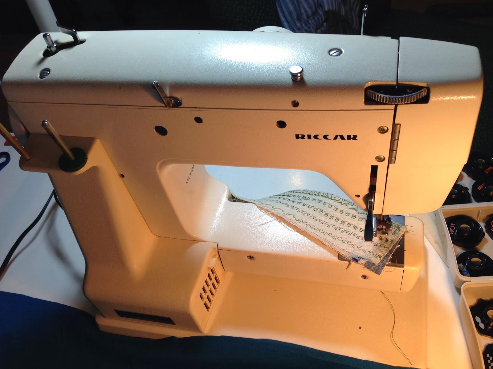 riccar 888 sewing machine