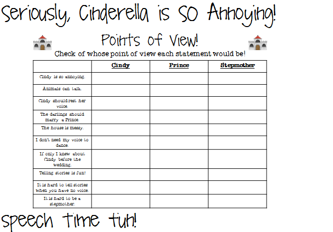 Point Of View Worksheets Sharebrowse – Point of View Worksheets