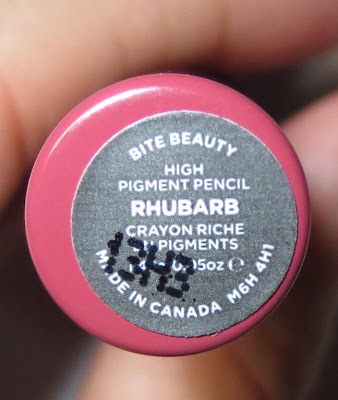 Bite Beauty High Pigment Matte Pencil in Rhubarb
