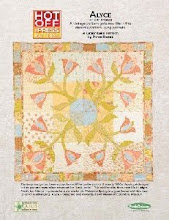 "'""ALYCE' another gorgeous applique BY DAWN HEESE of LINEN CLOSET QUILTS"