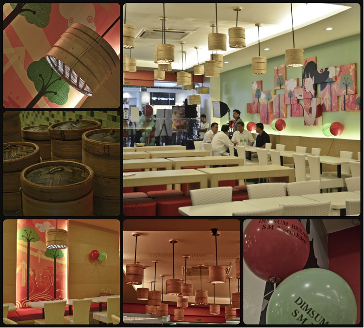 Dimsum in a Dash: Dimsum Break Opens at SM City North Edsa
