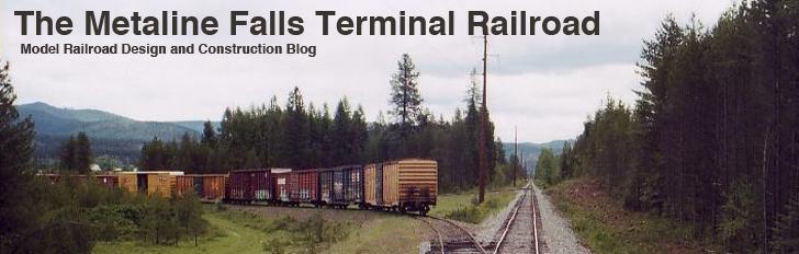 Metaline Falls Terminal Railroad