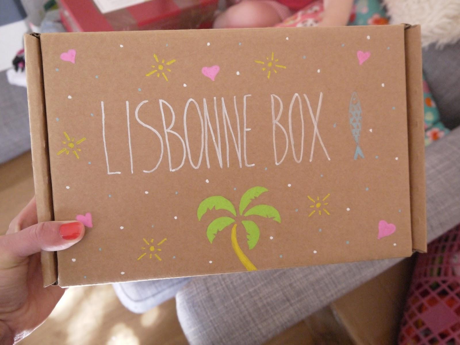 LISBONNE BOX
