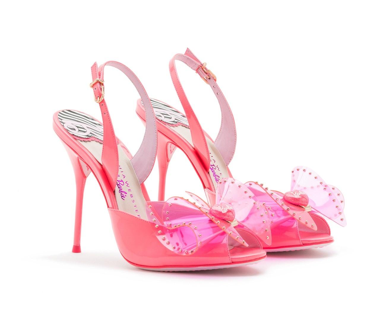 Barbie Pink Heels