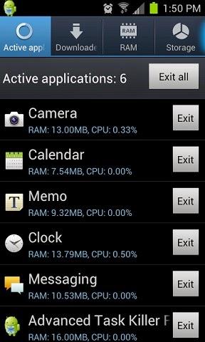 Как Закрывать Приложения На Android 4