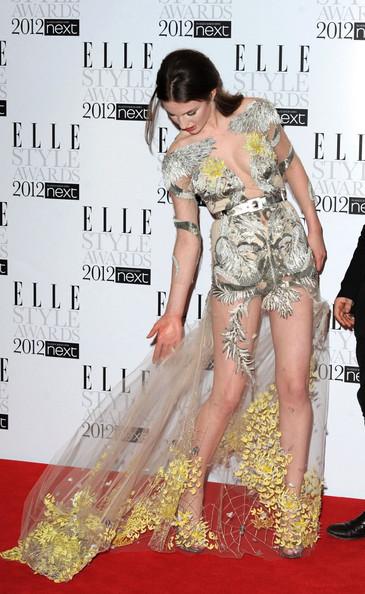 Tali Lennox sexy Underwear