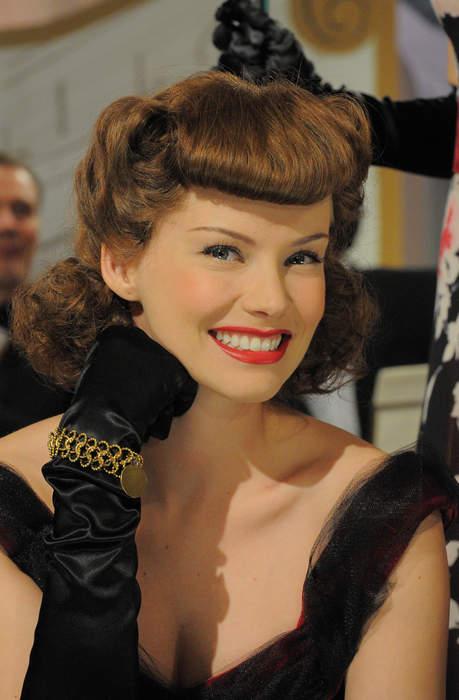 Hungary Actress Andrea Osvart