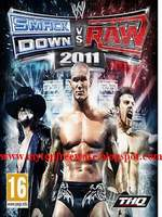 WWE WWF SmackDown VS RAW 2011 PC Game