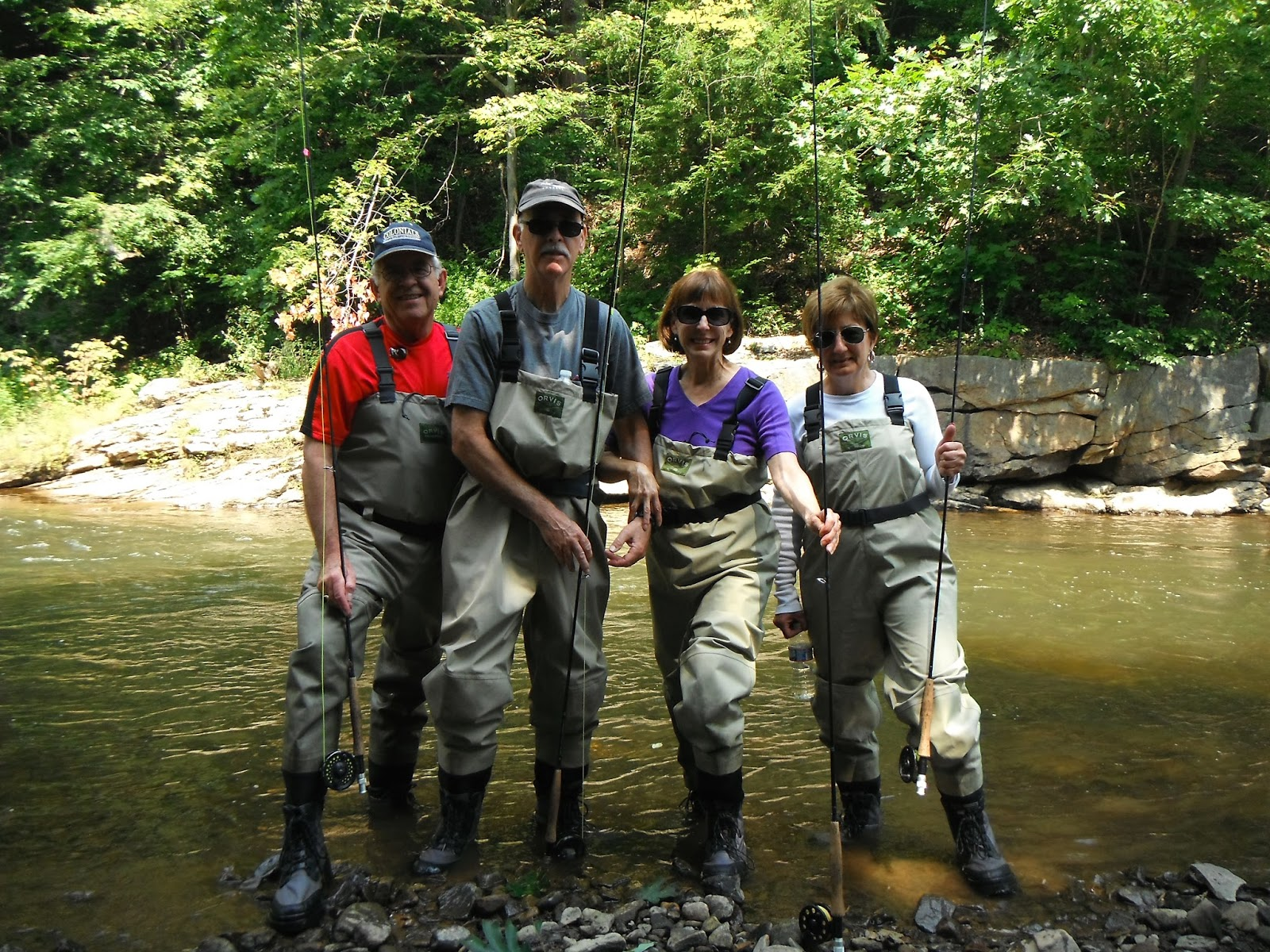 Western maryland fly fishing fly fishing 101 on the for Fly fishing 101